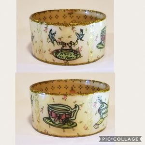 Vintage Besty Johnson Tea Party Collection Bangle